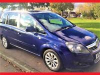 37000 Miles- 2013 Vauxhall Zafira 1.7 CDTi ecoFLEX Navigation - Great Spec - Low Mileage -Part Ex OK