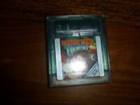 Retro game for the Gameboy colour – Donkey Kong Country – disk only
