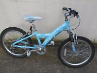 """Girls 20"""" Raleigh Diva Bicycle"""