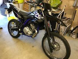Yamaha WR125R Brand New