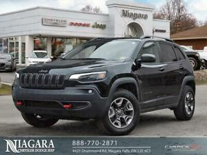 2019 Jeep Cherokee HEATED AND COOLED SEATS