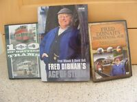 Fred Dibnah items