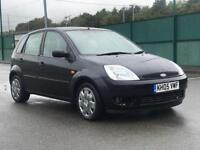 2005 FORD FIESTA 1.4 5 DOOR *IDEAL FIRST CAR *FSH * BARGAIN* *LONG MOT* *LADY OWNER* PX* *DELIVERY*