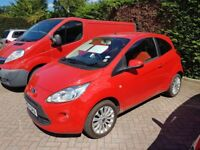 Ford Ka 64 Plate with 3 Years Warranty