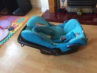 Maxi Cosi baby car seat- Cabriofix(Nearly new)