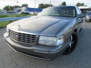 1998 Cadillac DeVille Concours A/C CRUISE CUIR MAGS!!!