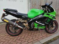 Kawasaki, Ninja ZX 9, 1998, 899 (cc)