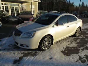 2015 Buick Verano NAVIGATION, LEATHER, SUNROOF, LOADED!