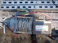 Electric Motor Winch