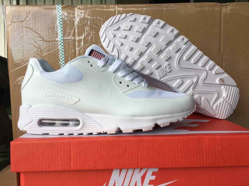 Nike air max 90 triple black mens uk size 6 7 8 9 10 11 new boxed 1