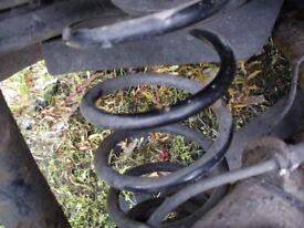 VW BEETLE 1998-05 COMPLETE SPRING SET