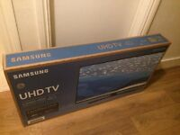 "Brand New Sealed SAMSUNG UE40KU6000 40"" Ultra HD 4K HDR Smart LED TV Freeview HD"