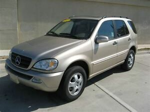 2003 Mercedes-Benz M-Class AWD