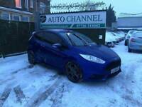 Ford Fiesta 1.6 EcoBoost ST-3 3dr£8,995 p/x welcome FINANCE AVAILABLE!!!