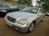 Mercedes C200 Kompressor Auto Estate - Fsh - Lovely