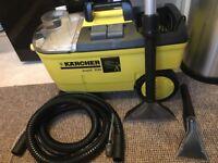 Karcher puzzi 200 Twin Pump Carpet Cleaner