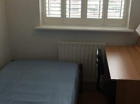 One Nice and modern single room immediately available for £350.