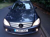 Immaculate condition, full service history, well looked after Mercedes benz cdi 220 C class