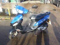 Baotian BT 49QT-9D Speede 49cc 2012