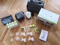 Ardo Calypso-To-Go Double Electric Breastpump - Swiss Made