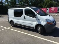 Renault traffic/vivaro 2006 129000 MOT until April 2017