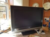 Hitachi television 32LD8600 A; used, collect only from Mulbarton