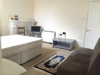 SB Lets are delighted to offer a large fully furnished studio flat for short term let in Brighton