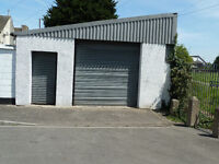 AUTO REPAIR WORKSHOP (Detached & Freehold) £55000. (Sale Only)
