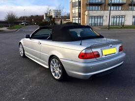 BMW 318Ci M Sport Convertible *LOW MILEAGE* BIG SPEC