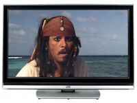 Jvc lcd 42inch tv HD ready. 2 HDMI ports. Freeview. Universal remote. Fully working TV