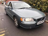 2004 VOLVO S60 2.0 T SALOON CAR NOT BMW VOLKSWAGEN MERCEDES AUDI VAUXHALL FORD