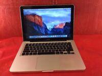 "Apple MacBook Pro A1278 13"" Core 2 Duo Processor, 2GB Ram, 320GB, 2008 +WARRANTY, NO OFFERS L380"