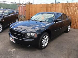 2009 DODGE CHARGER BASE - ALLOYS, CRUISE, A/C, POWER SEAT, TILT