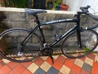 Specialized allez road. Bike 16 speed 56.5cm aluminium frame 700c alloy wheels model 2013