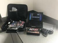 Full Remapping kit includes netbook and all cables and interface