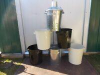 Mini Waste and Incinerator bins