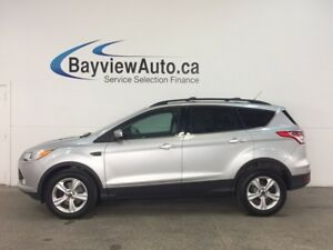 2013 Ford Escape SE - ECOBOOST! KEYPAD! HITCH! HTD STS! NAV!...