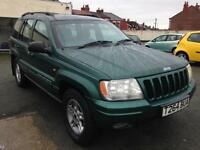 1999 Jeep Grand Cherokee Limited V8 5.0 LPG