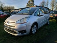 CITROEN GRAND PICASSO - 7 SEATS - MANUAL - 1 OWNER - FSH