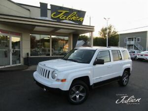 2016 Jeep Patriot HIGH ALTITUDE A/C CUIR TOIT 4X4