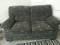 Retro style sofa like brand new.bargin
