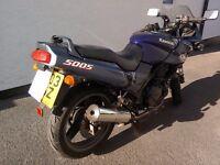 kawasaki gpz 500 for sale in good working order £999ono
