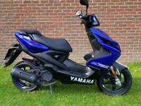 2018 Yamaha Aerox4 NS50