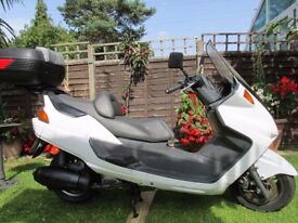 yamaha 250cc scooter for sale