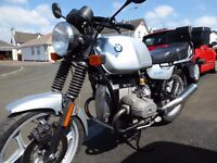 BMW R65, 1987 £2000 spent on rebuild & looks like new!