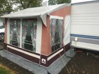 Caravan Porch Awning