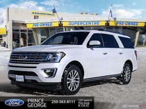 2018 Ford Expedition Max Limited, Leather,Moon Roof, Blind Spot