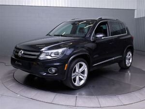2013 Volkswagen Tiguan 4MOTION  R-LINE MAGS 19'' TOIT PANO CUIR