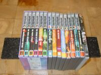 Doctor Dr Who Job Lot of 16 DVDs The Key to Time Boxset + Pertwee Baker Davison McCoy
