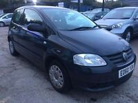 Volkswagen FOX 1.2 Urban 3dr FREE WARRANTY, NEW MOT, FINANCE AVAILABLE, P/X WELCOME